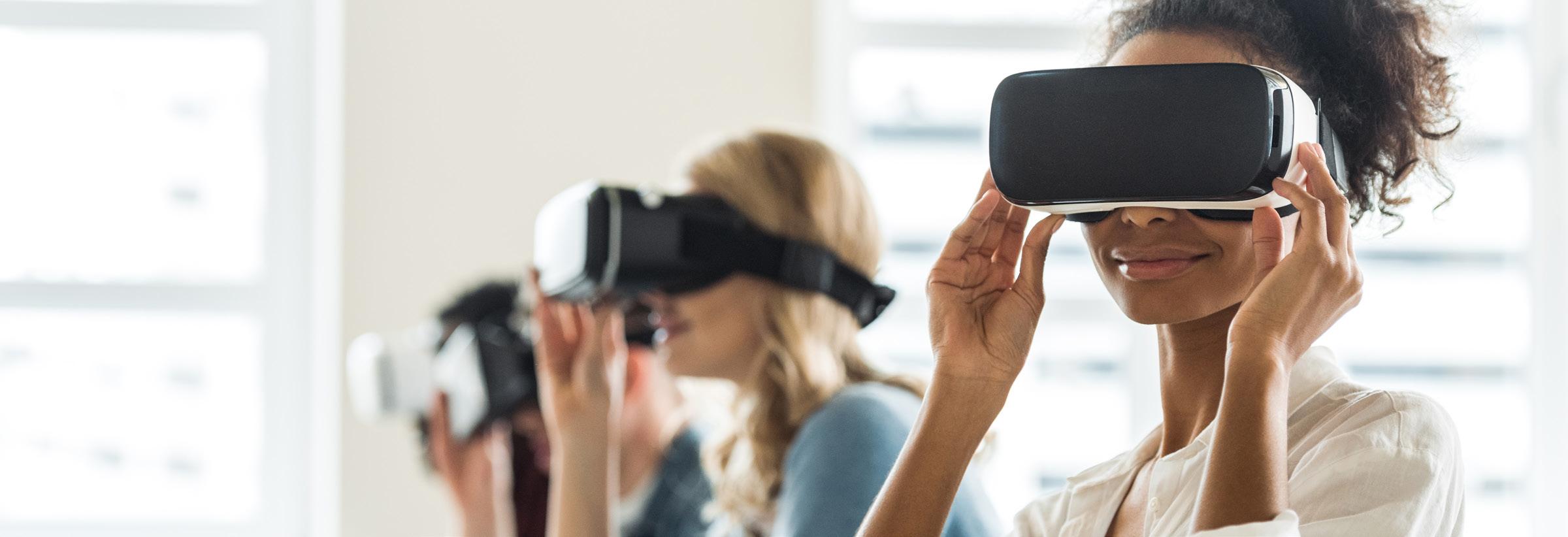 Augmented Reality and Virtual Reality Image