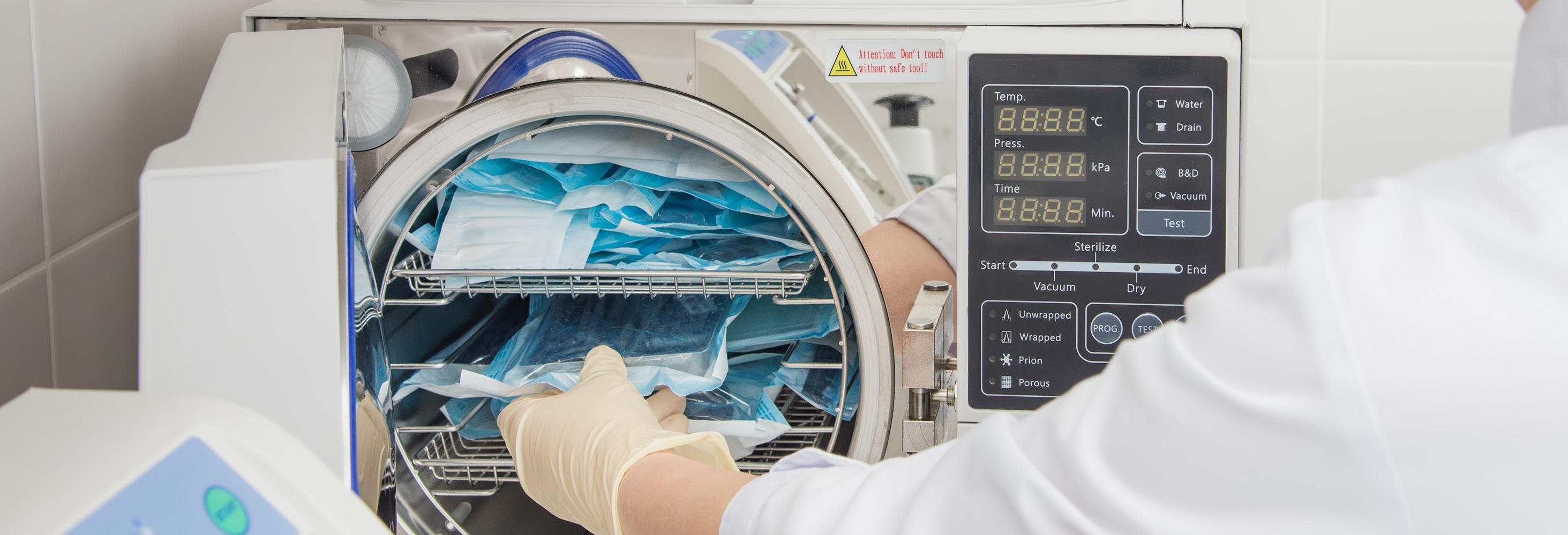 Central Sterilization Technician Image
