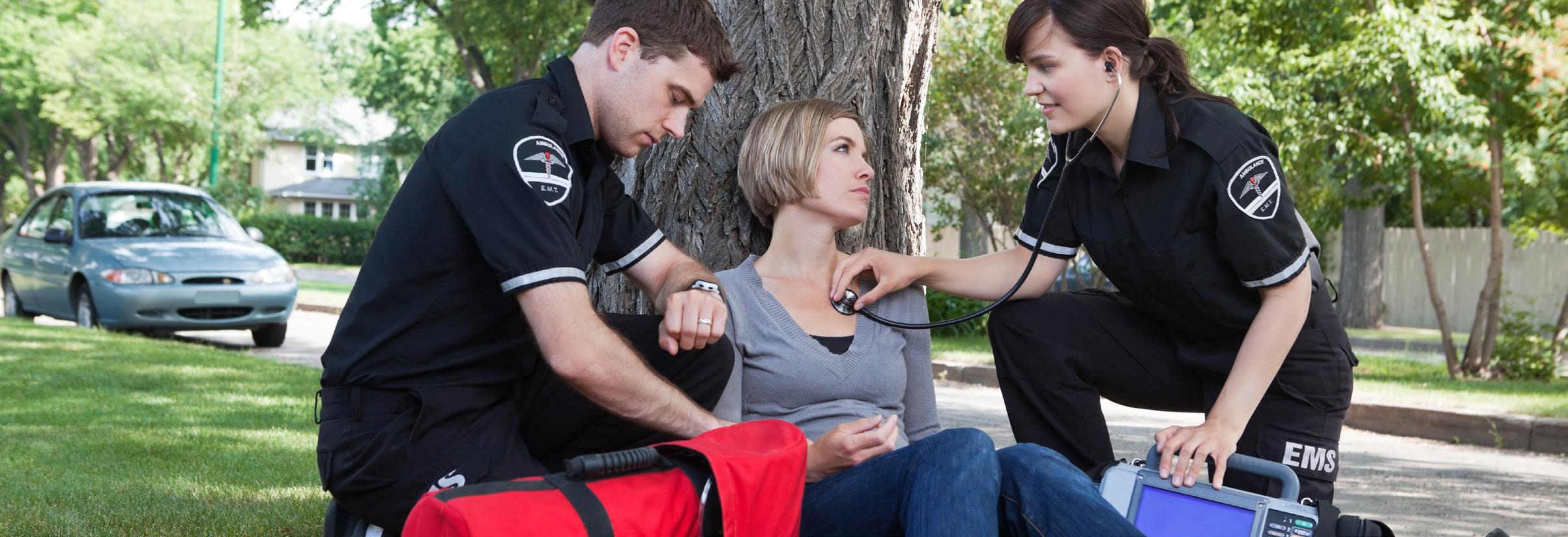 Emergency Medical Responder Image