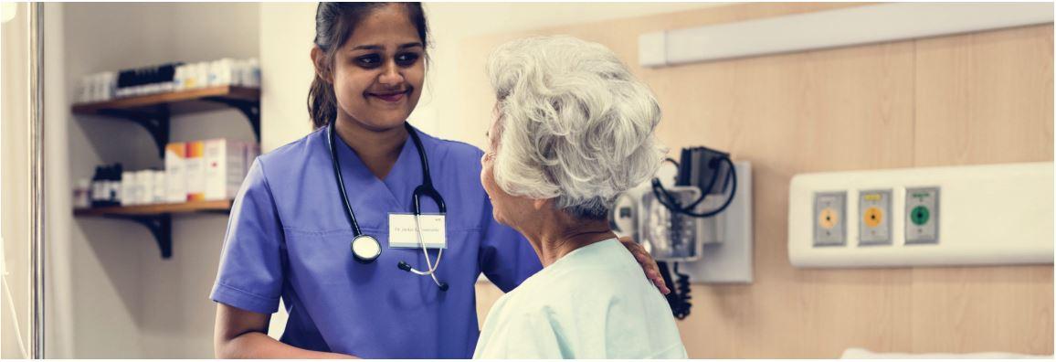 Nurse Aide Training Image